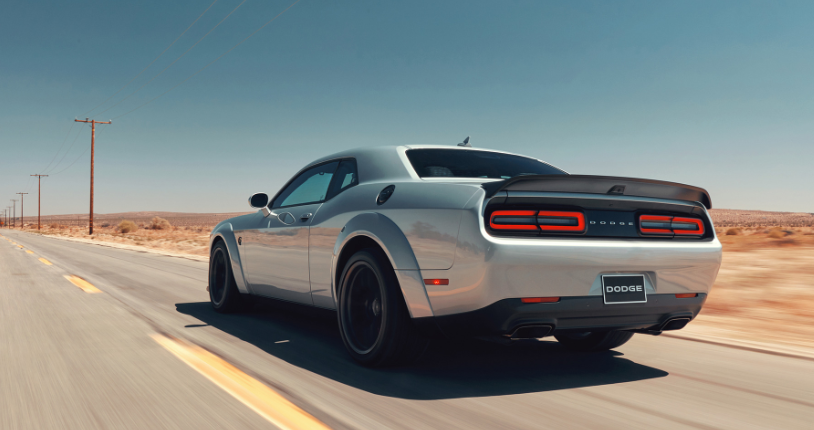 2019 Dodge Challenger redesign