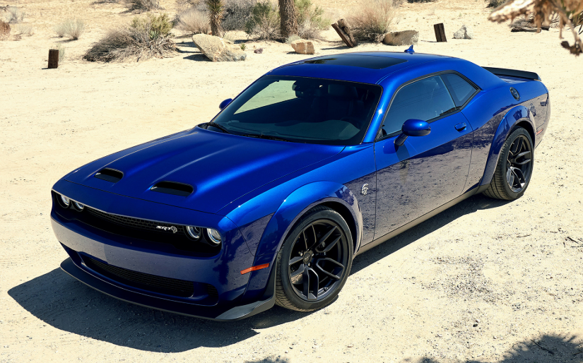 2019 Dodge Challenger Widebody redesign