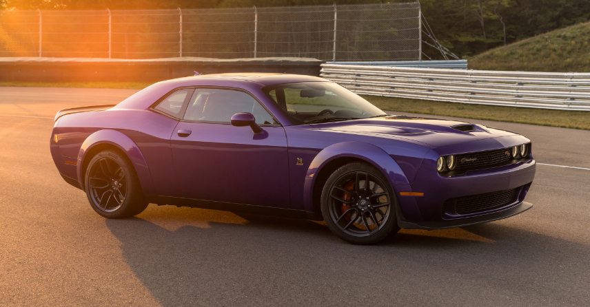 2019 Dodge Challenger RT Scat Pack Widebody
