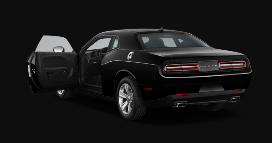 2019 Dodge Allison design