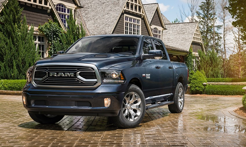 2019 Dodge Ram 1500 Limited release date