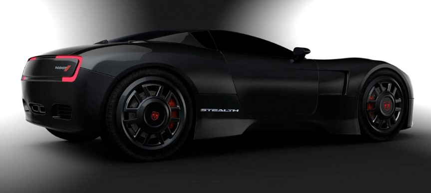 2019 Dodge Stealth release date