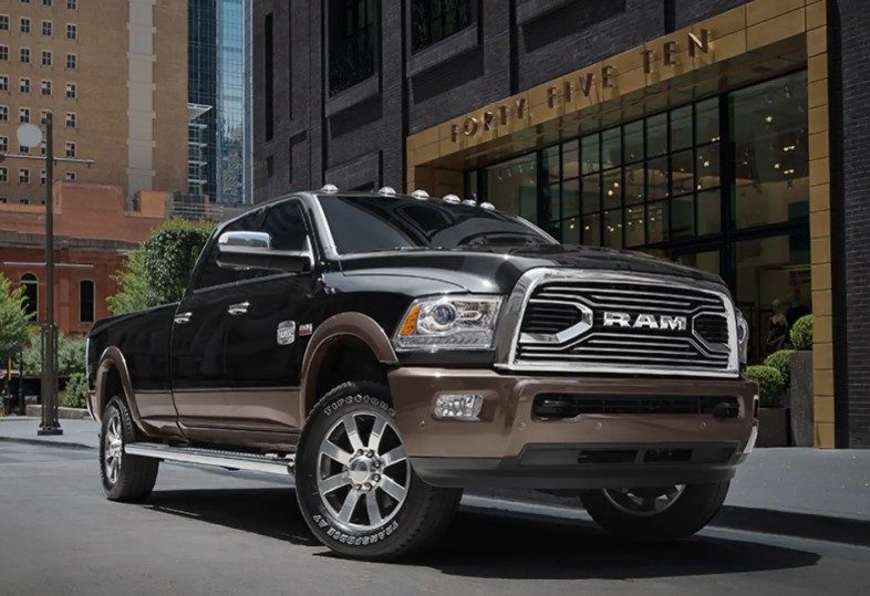 2019 Ram 1500 Laramie Longhorn Edition Announced design