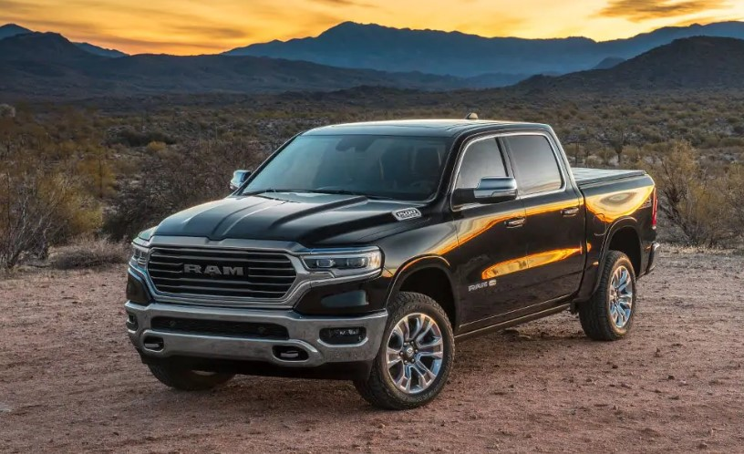 2019 Ram 1500 Laramie Longhorn Edition changes