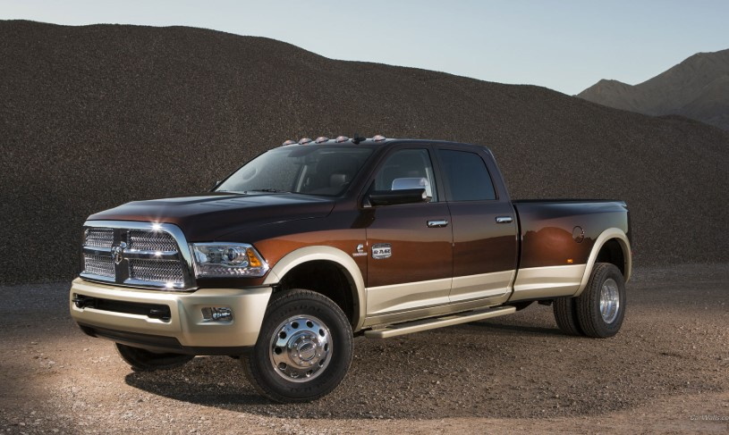 2020 Dodge RAM 3500 Dually changes