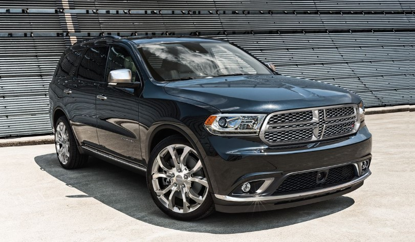2020 Dodge Durango Limited changes
