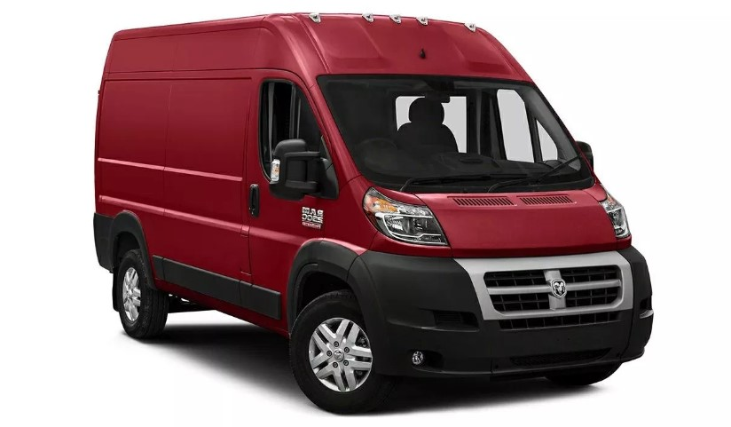 2020 Dodge Promaster 2500 changes