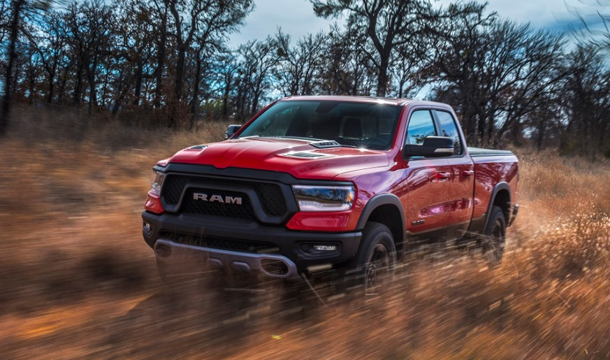 2020 Dodge Ram Dakota changes
