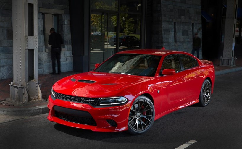 2020 Dodge Charger Hellcat changes