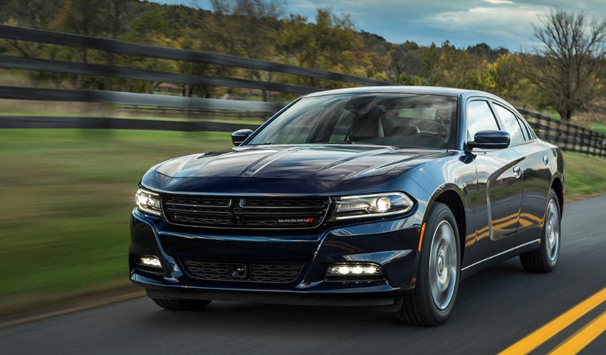 2020 Dodge Charger RT concept