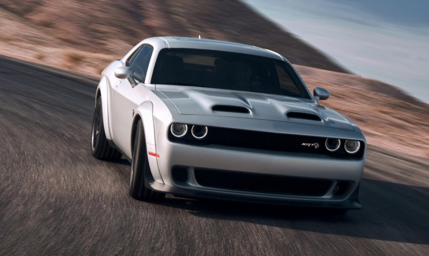 2020 Dodge Challenger Hellcat Redeye changes