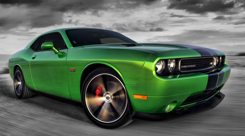 2020 Dodge Challenger SRT8 changes