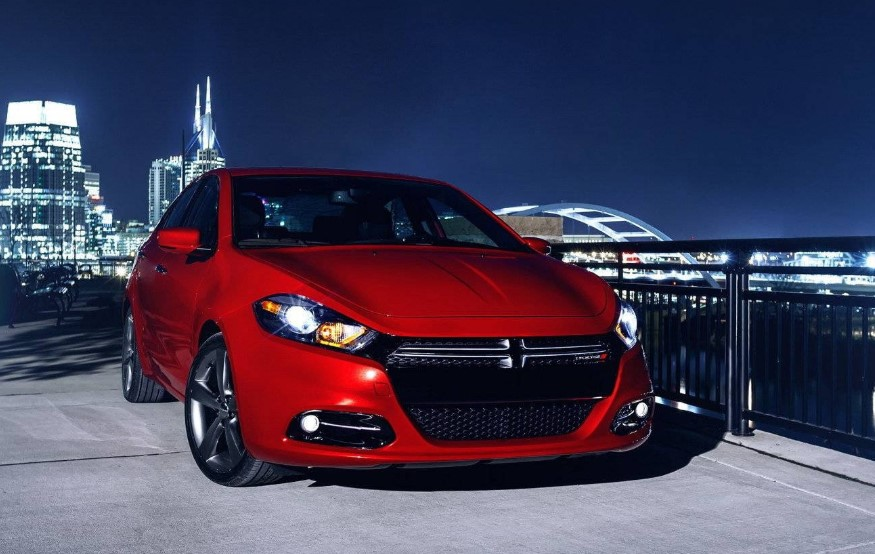 2020 Dodge Dart SRT4 changes
