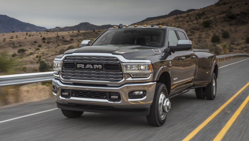 2020 dodge ram 3500 dually release date, changes, interior