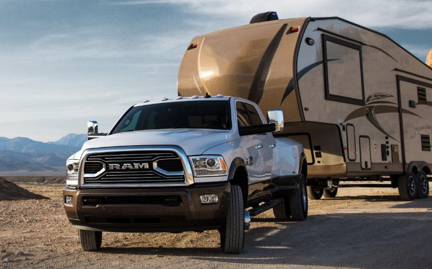2020 Dodge Ram 2500 Towing Capacity changes