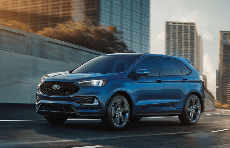 2020 Ford Edge Limited design