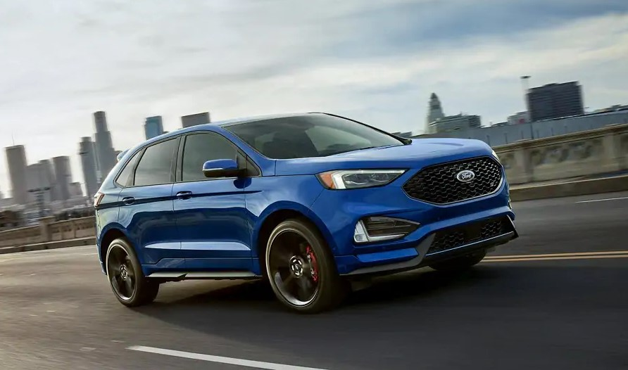 2020 Ford Edge SUV release date