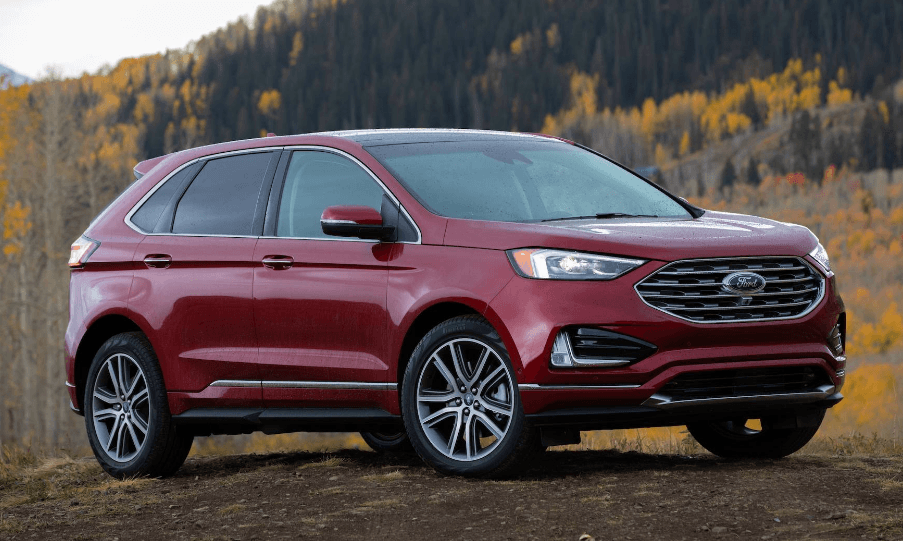 2020 Ford Edge Sport new