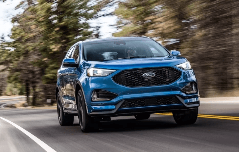 2020 Ford Edge release date