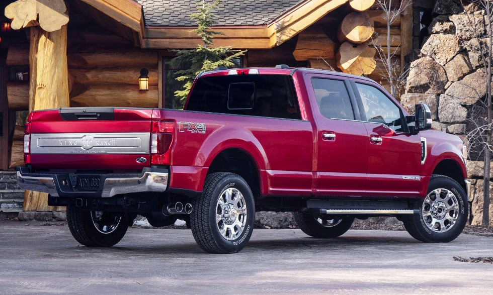 2020 Ford F-250 Turbo Diesel Colors, Release Date ...