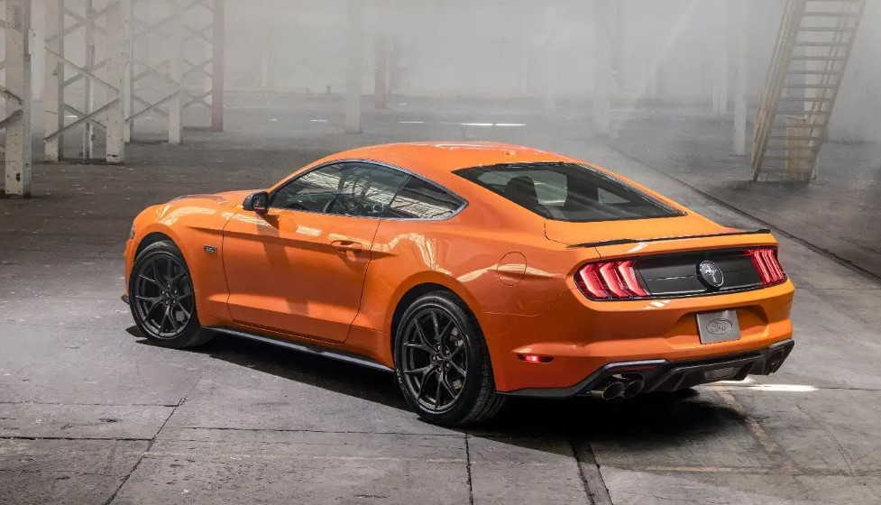 2020 ford mustang colors release date interior changes