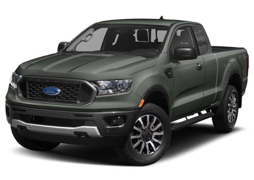 2020 Ford Ranger XL Colors, Release Date, Interior ...