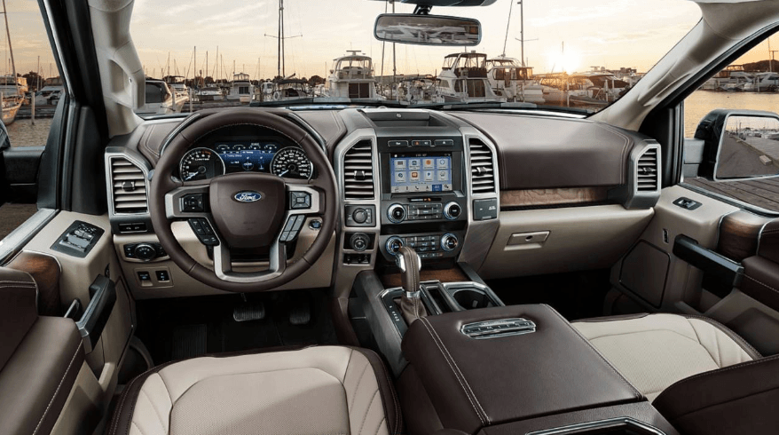 2020 Ford F-150 Lariat Colors, Release Date, Interior ...