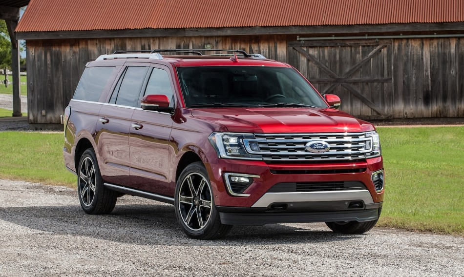 2020 Ford Expedition Automatic changes
