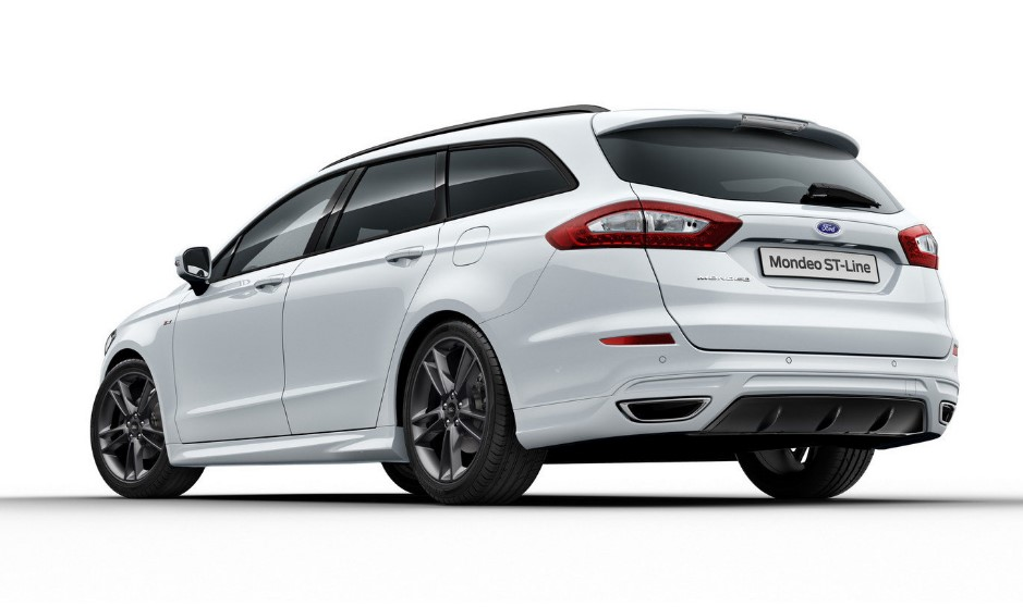 2020 Ford Mondeo ST Line Edition Colors, Release Date ...