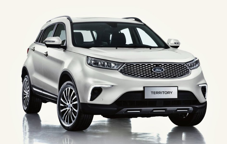 2020 ford territory suv colors, release date, interior