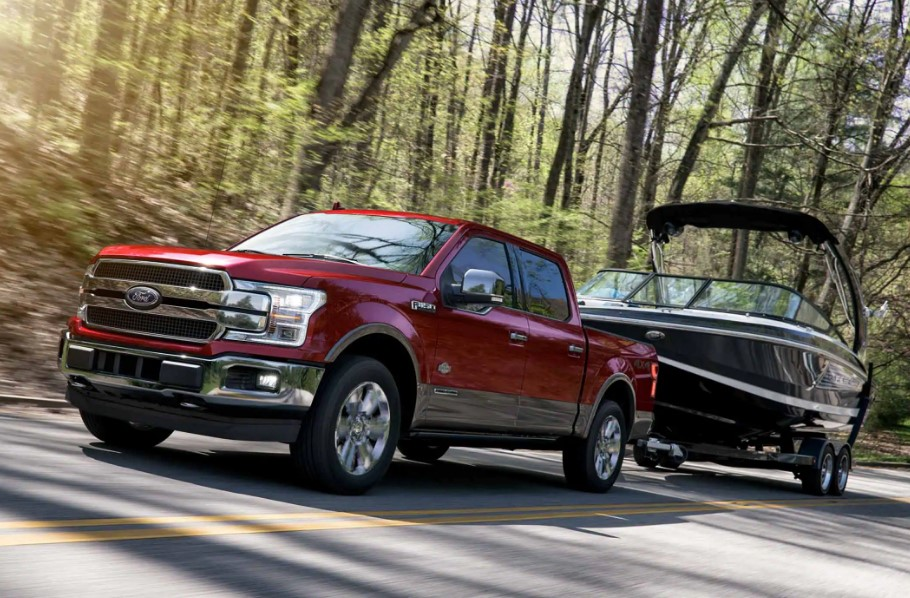 2021 Ford F 150 new
