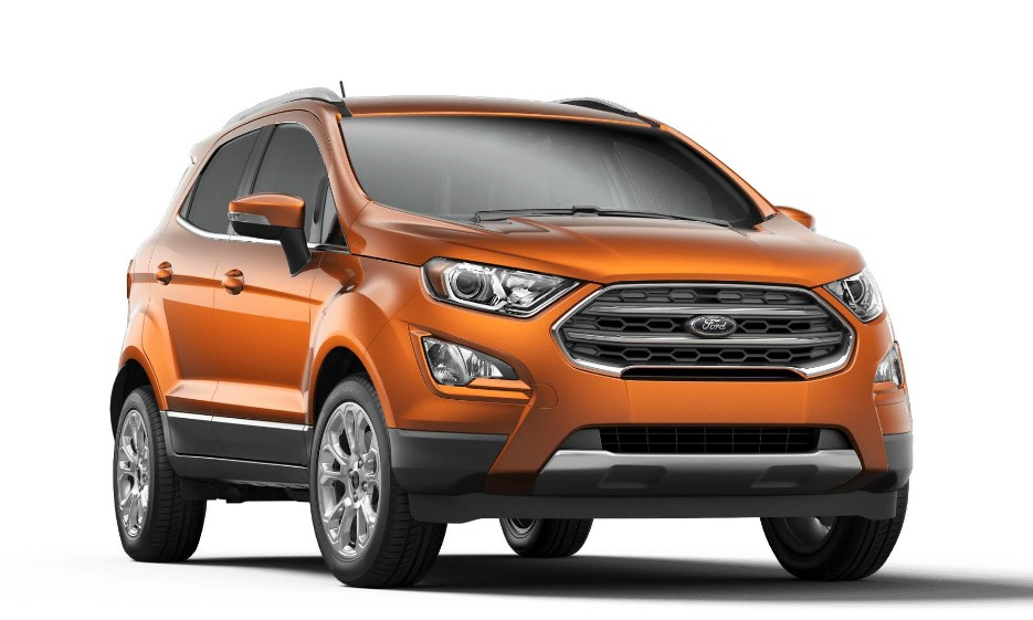 2020 Ford EcoSport USA Colors, Release Date, Interior ...
