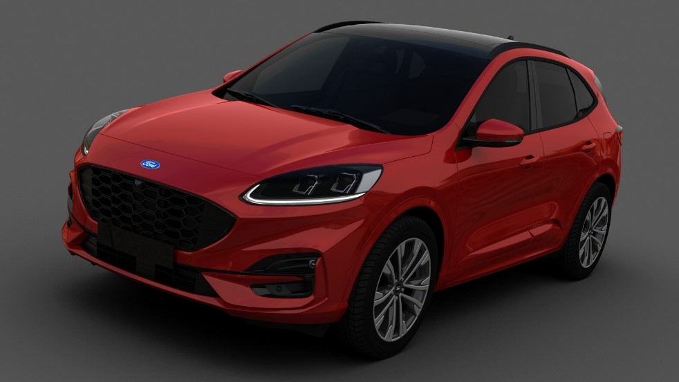 2020 ford kuga europe colors release date interior
