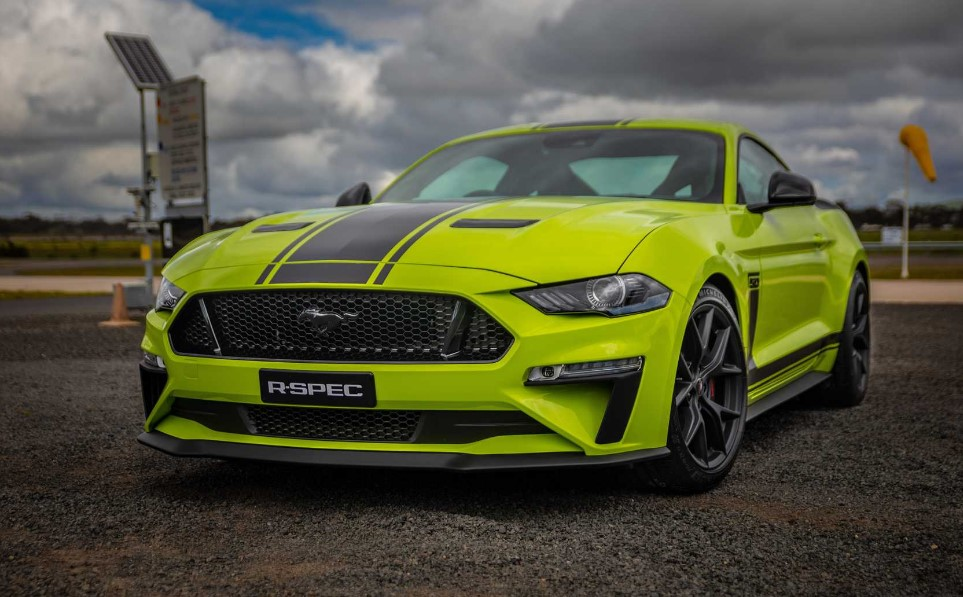 2020 Ford Mustang R-Spec Colors, Release Date, Interior ...