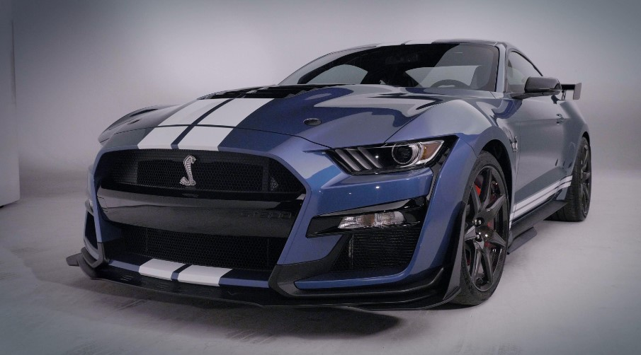 2020 Ford Mustang Shelby GT500 Super Snake Colors, Release ...