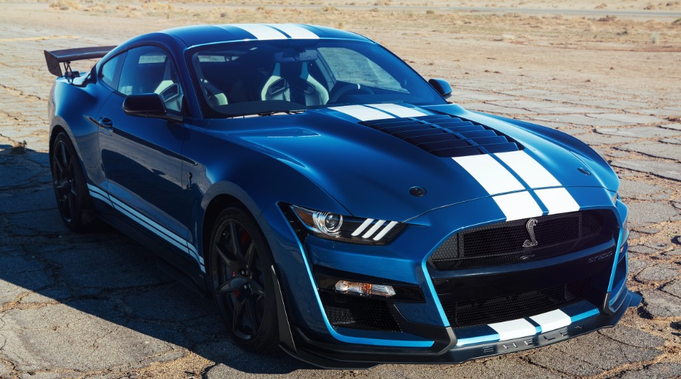 2020 ford mustang shelby gt500 cobra colors release date