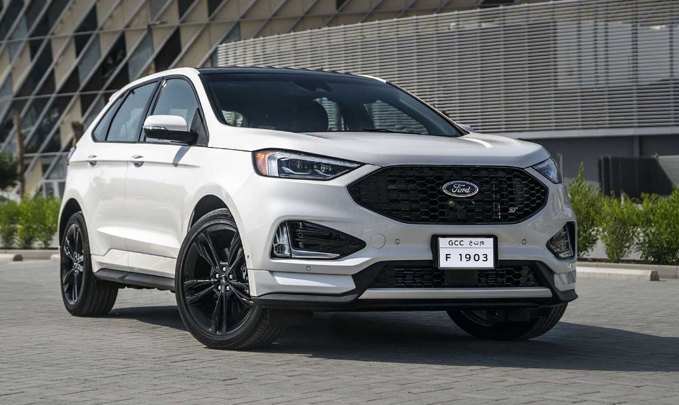 2021 Ford Edge new