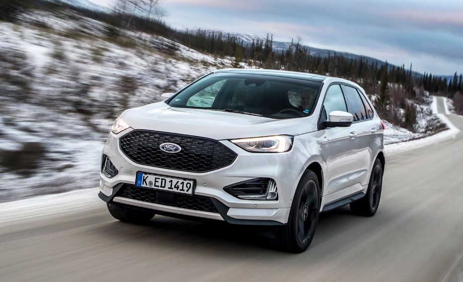 2021 Ford Edge review 1