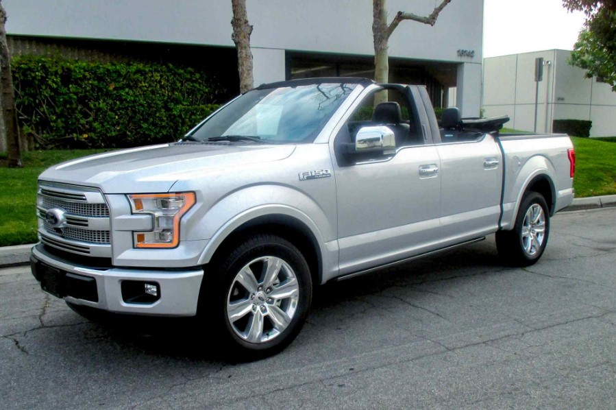 2021 Ford F 150 Convertible new