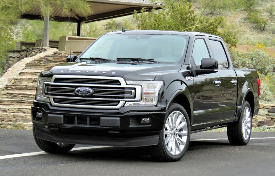 2021 Ford F 150 Prototype release date