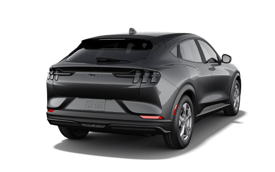 2021 Ford Mustang Mach E GT review