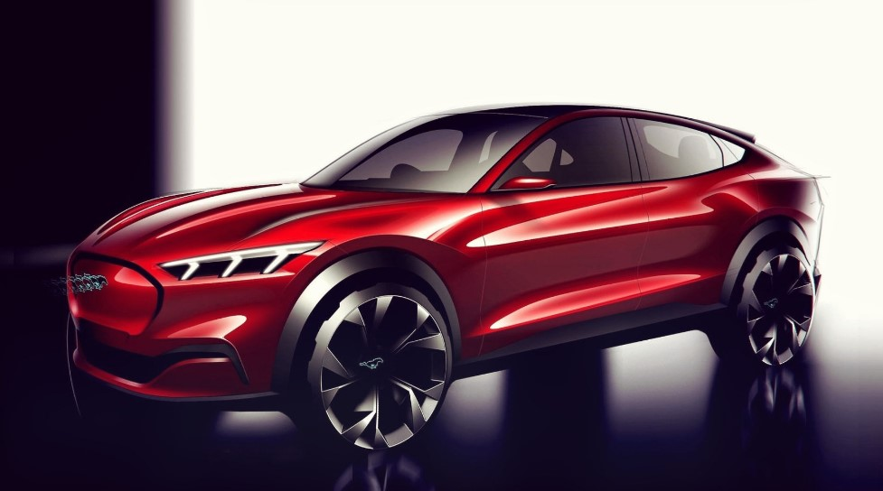 2021 Ford Mustang Mach E news 1