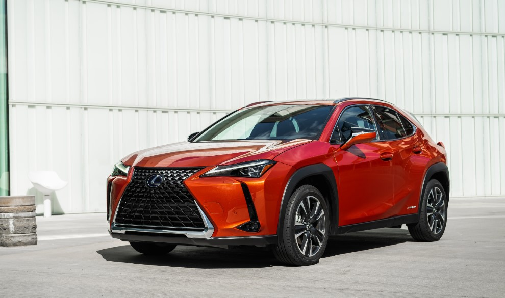 2020 Lexus UX 250h Colors, Release Date, Interior, Changes ...