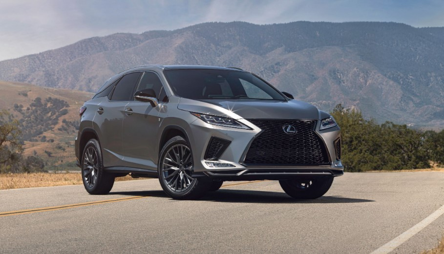 2020 lexus rx 350 automatic colors release date interior