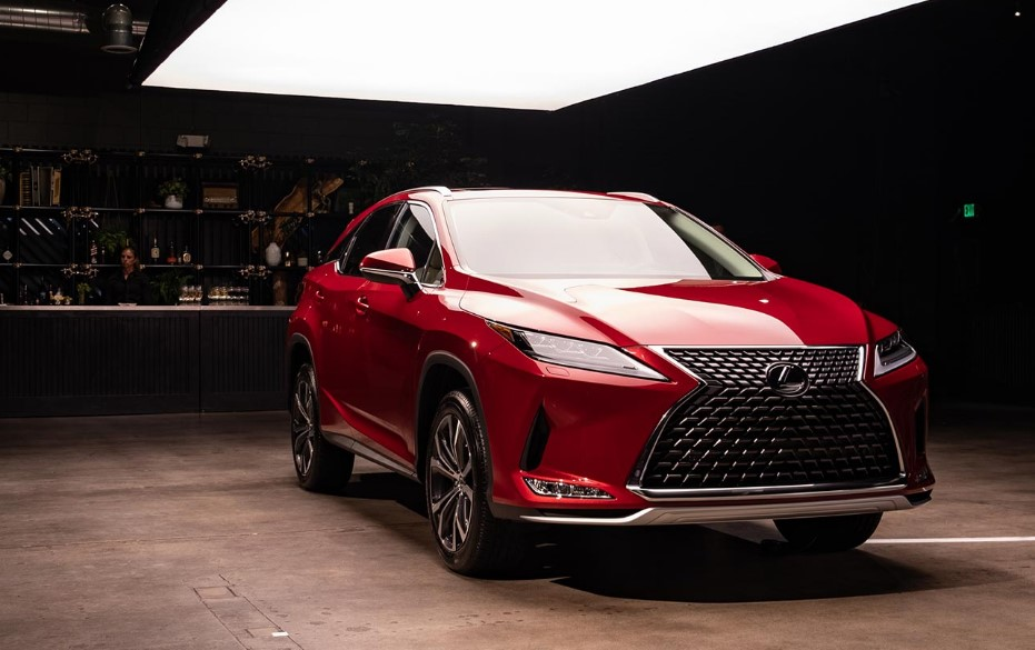 2021 lexus rx suv colors release date interior changes