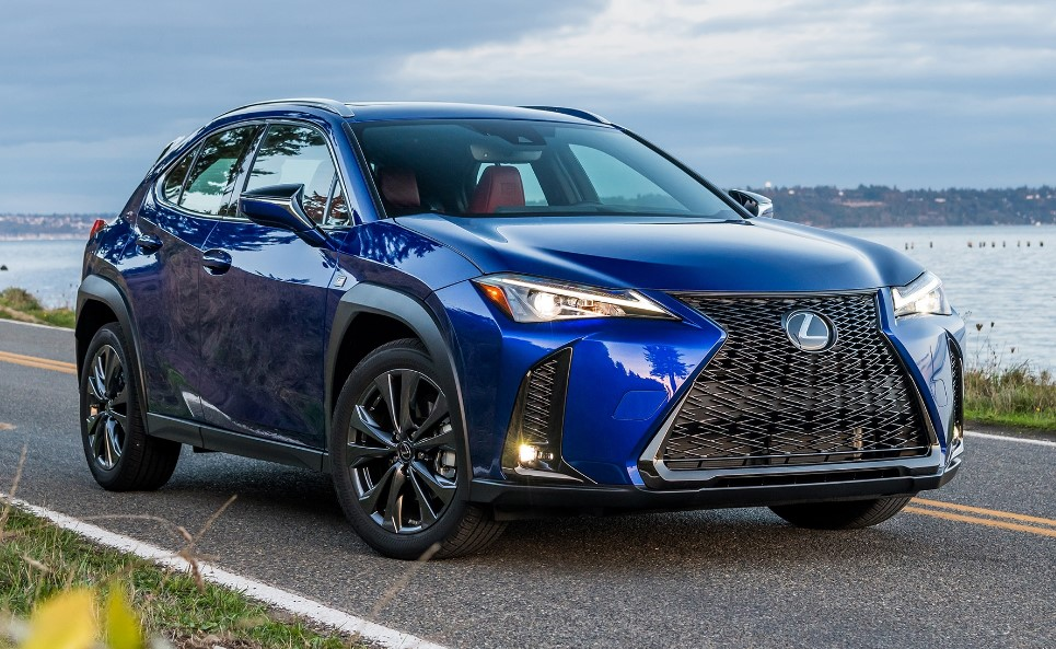 2020 lexus ux 250h luxury colors release date interior