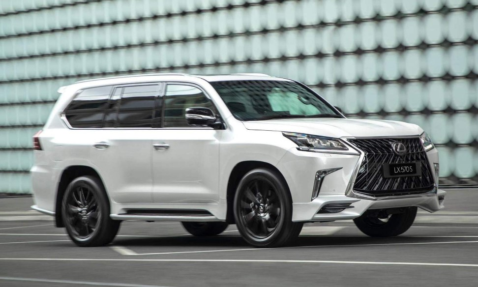 when is 2021 lexus lx600 coming out