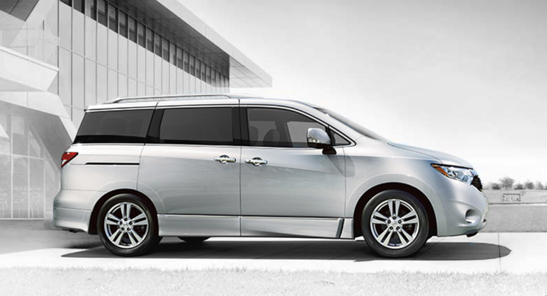 2020 Nissan Quest redesign