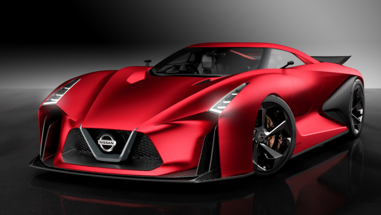 Nissan 2020 Vision GT release date