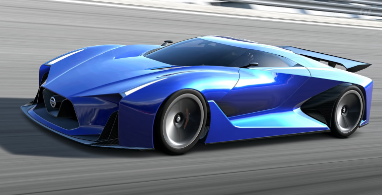 Nissan 2020 Vision redesign